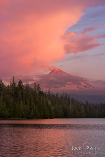 Captured with Canon 10D (6MP), Mt. Hood, Oregon