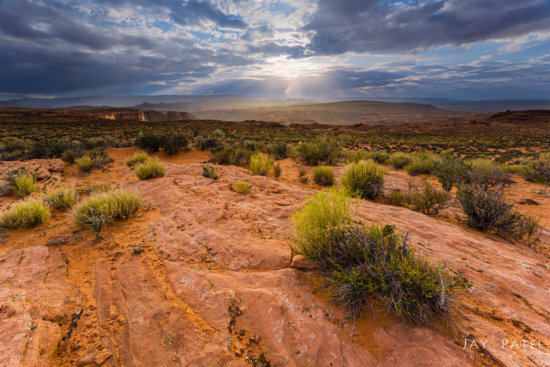 Horseshoe Bend, Glen Canyon Recreational Area, Arizona (AZ), USA