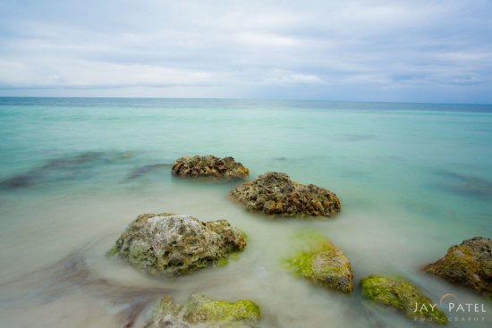 "Nature photography with ""dead space"" from Bahia Honda State Park, Florida"