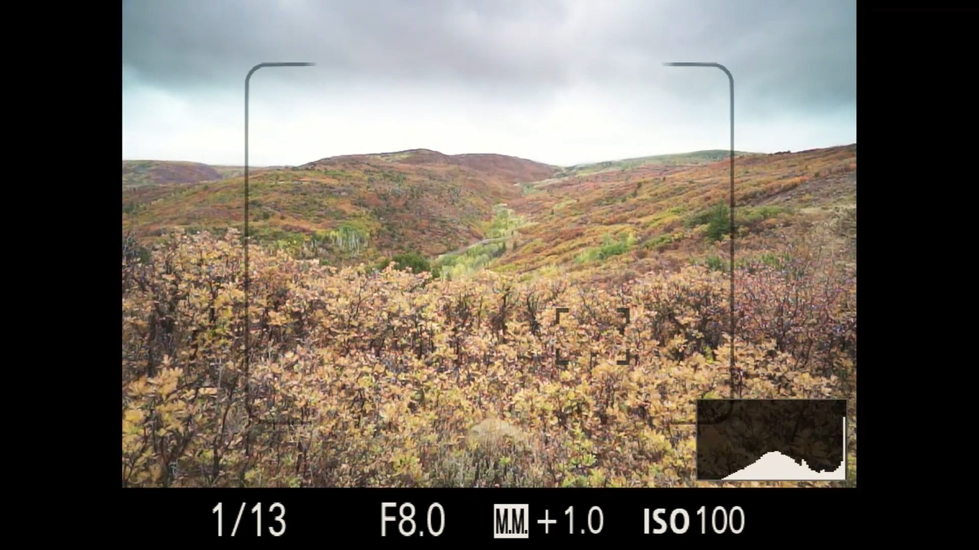 How to control dynamic range using GND Photography Filter