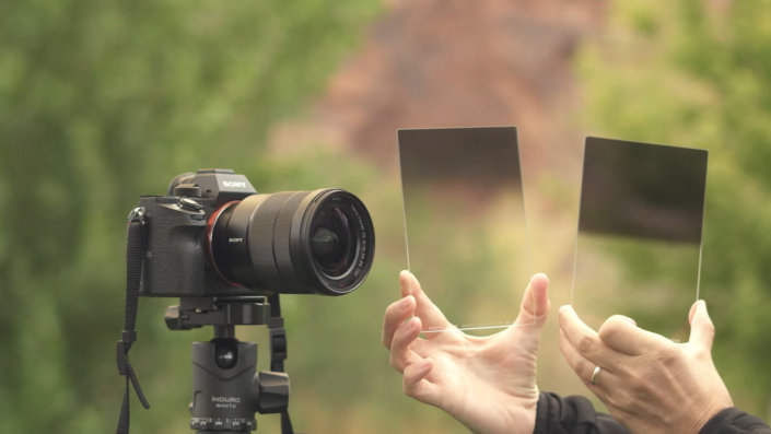 Different types of Photography Filters