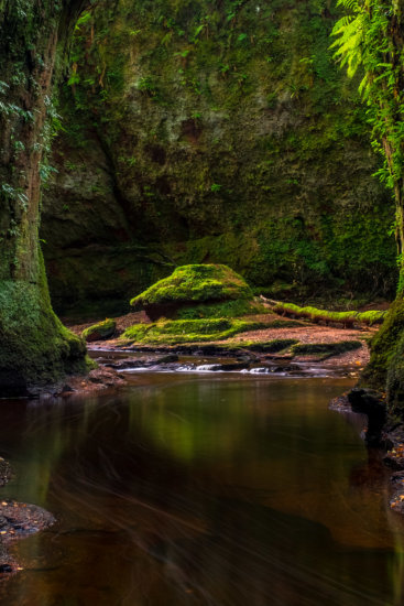 Landscape photo from 33mm Focal Length by Ugo Cei