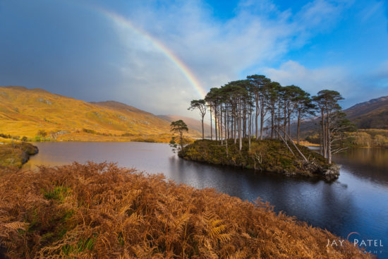 Image #2: Natural looking exposure blending in Photoshop from Glen Eilt, Scotland by Jay Patel