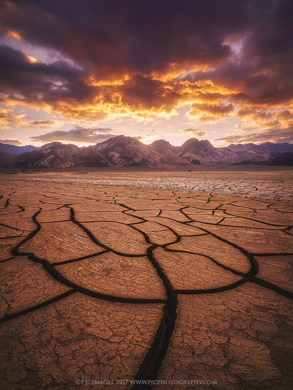 Death Valley National Park, California by Peter Coskun