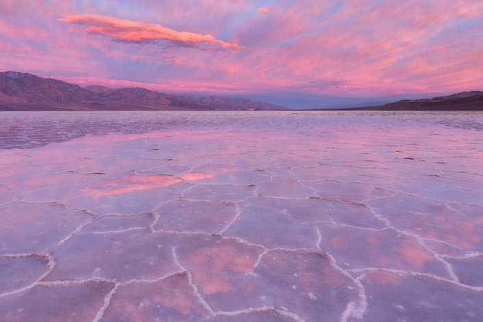 Landscape photography from Death Valley National Park by Sarah Marino