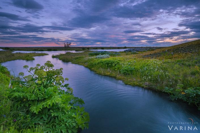 Landscape photography from Vik, Iceland by Varina Patel