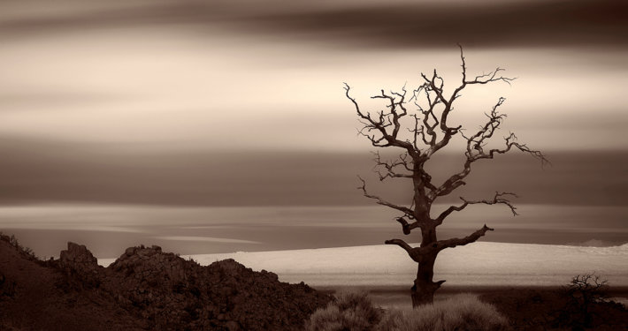Cover for Fine Art Landscape photography blog post by Christine Hauber.