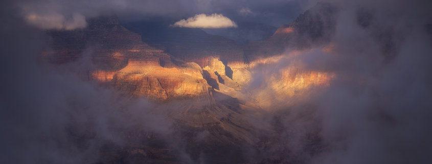 Grand Canyon National Park South Rim, Arizona by Peter Coskun