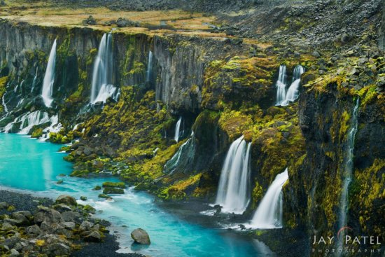 Landscape photo with Circular Polarizer + 4-Stop ND Filter from Valley of Tears, Iceland by Jay Patel