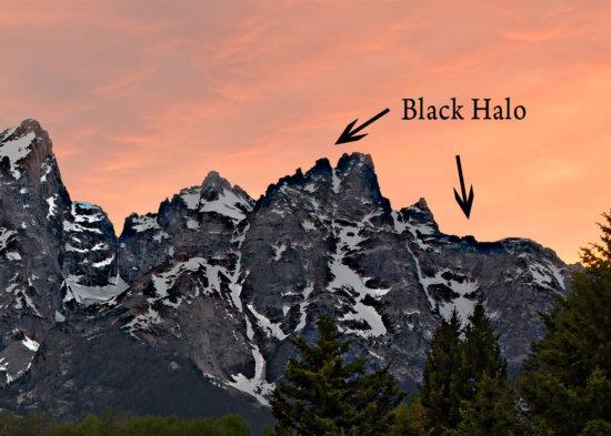 Black Sharpening Halos