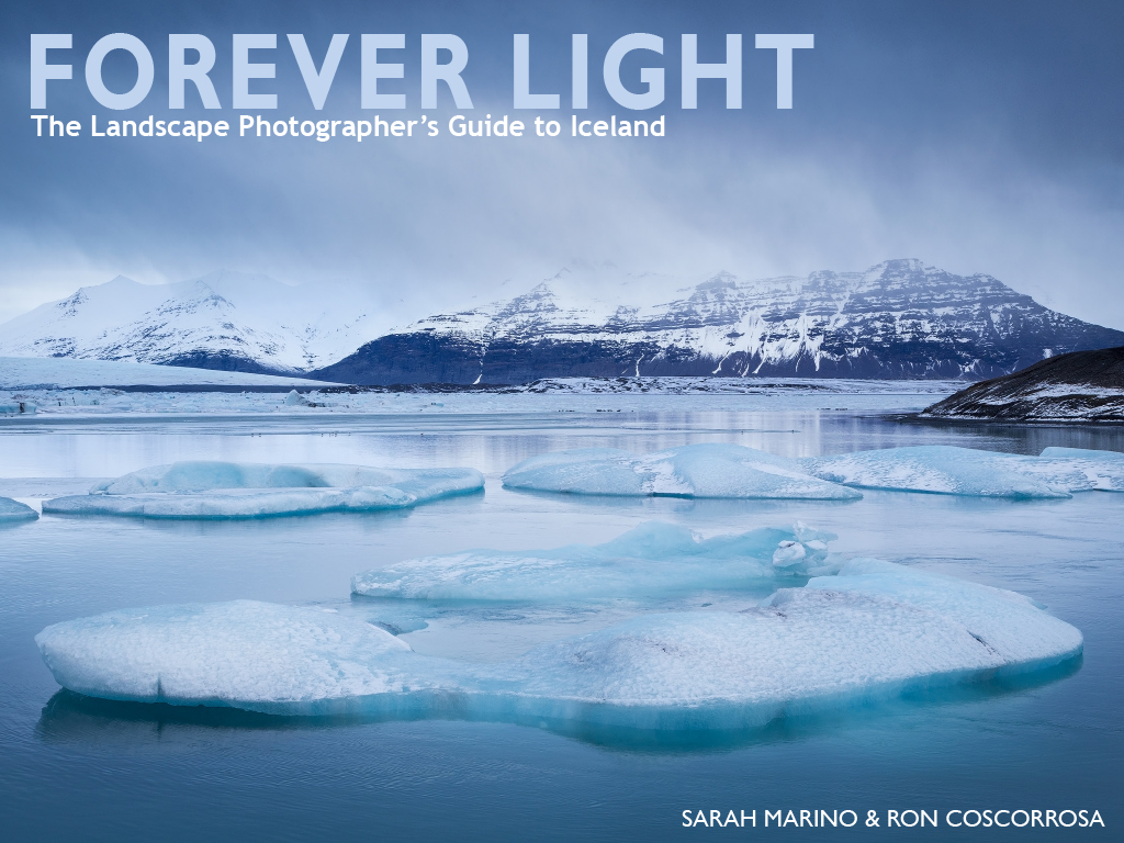 Travel Photography eBook Cover