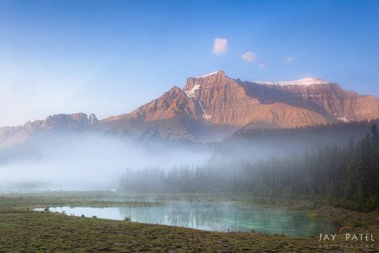 Moody nature photo from Graveyard Flats, Alberta, Canada by Jay Patel