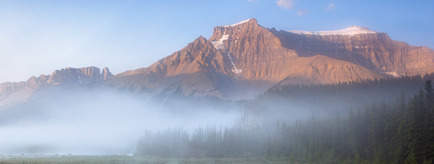 Landscape photography from graveyard Flats, Banff National Park, Alberta, Canada by Jay Patel
