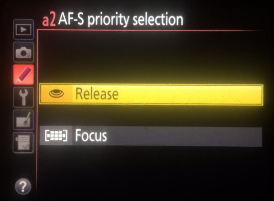 Back Button Focus Setting for Nikon Users by Josh Cripps