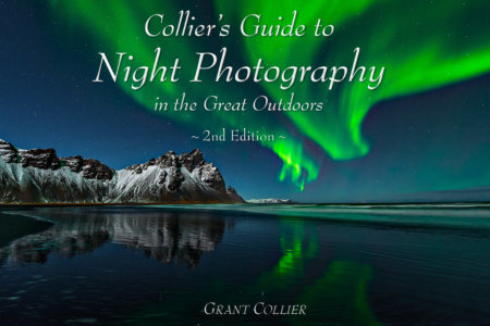 night photography guide, instruction, lessons, learn