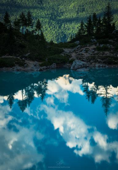 Laga Sorapis, Italy by Landscape Photographer Josh Cripps