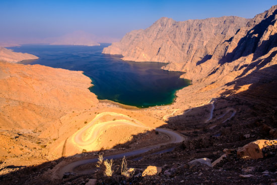 Khor Najd, Musandam, Oman