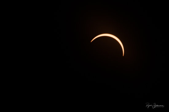 Great American Eclipse - Crescent