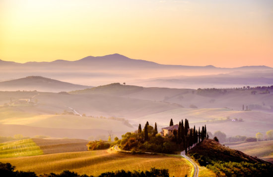 Travel Photography from Podere Belvedere, San Quirico d'Orcia