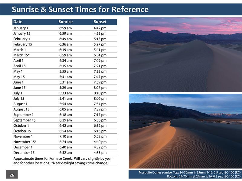 Desert Paradise eBook - Sample Page