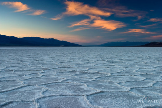 Nature photo from Badwater, Death Valley, California