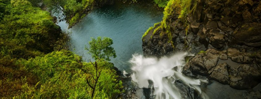Slow shutter speed Landscape photography blog cover by Jay patel