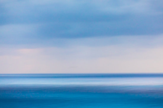 Long exposure beach photography abstract by Lace Andersen