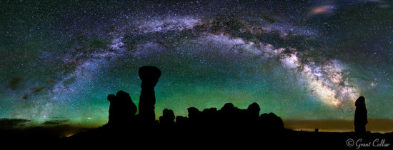 Arches National Park & Milky Way