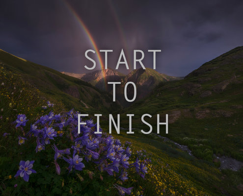 Ryan Dyar Start-To-Finish Tutorials