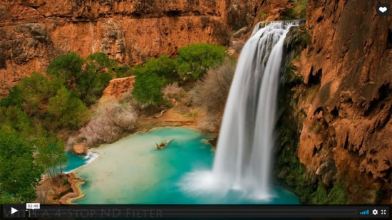 Cover for Neutral Density Filter Video by Jay Patel