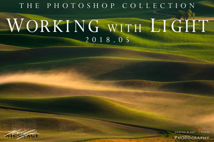 Cover for Photoshop Tutorial Working with Light
