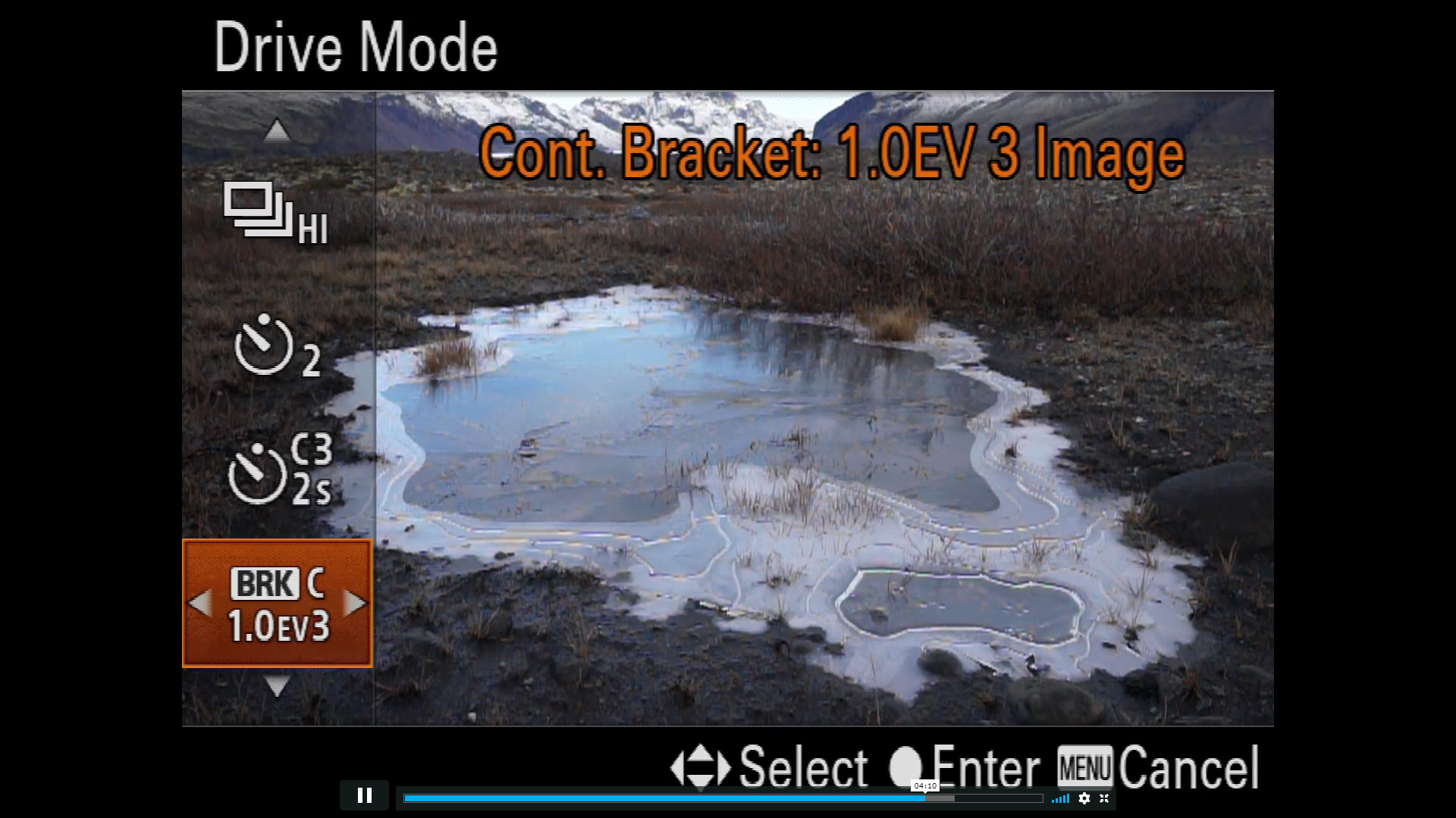 Bracketing for Light in Landscape Photography