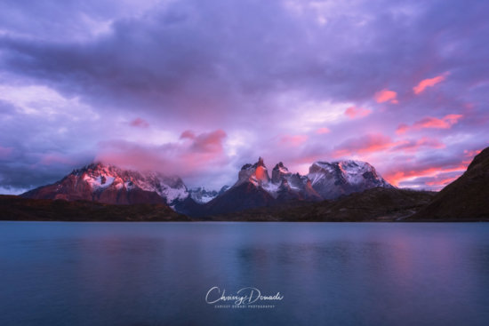 Landscape Photography of Patagonia by Chrissy Donadi