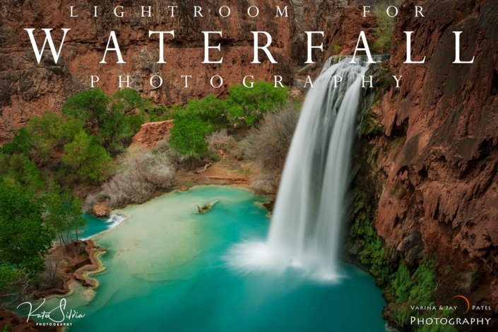Lightroom Tutorial for Waterfall Photography Cover