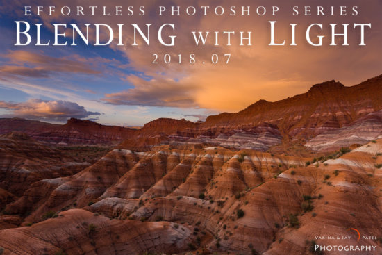 Nature Photography Business Offering: Photoshop Tutorial Cover