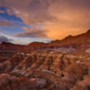 Exposure Blending Photoshop Tutorials Sample from Paria Townsite, Grand Staircase-Escalante, Utah (UT), USA