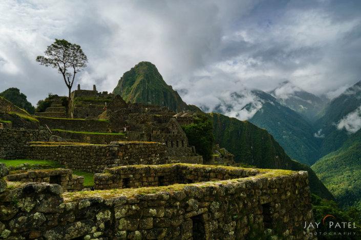 Exposure Blending Photoshop Tutorials Sample from Machu Picchu, Peru