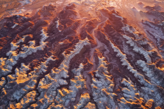 Drone Photography Example from Utah