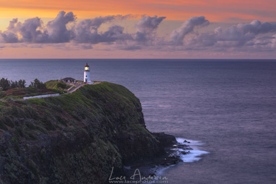 Landscape photography at sunset shared that is likely to be shared on social media.