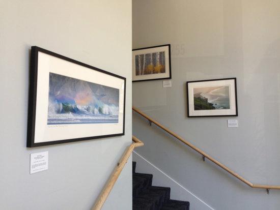 Solo Fine Art Exhibit Sample