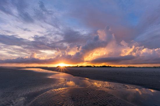 Sunrise on Atlantic Coast
