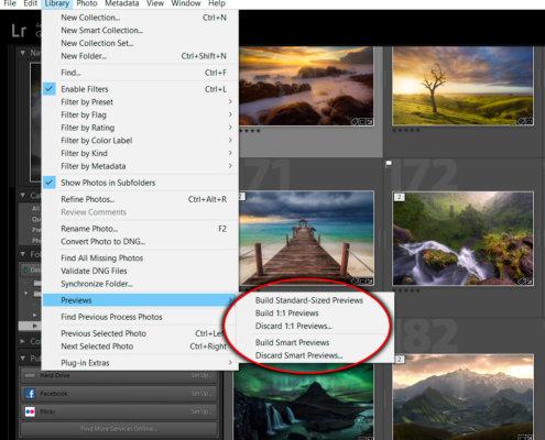 Cover Image for Lightroom Catalog Management for Travel Blog Post
