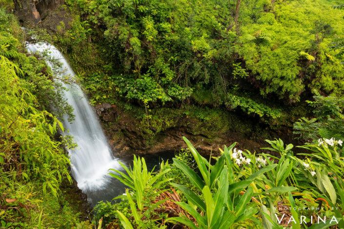 Makapipi Falls, Maui, Hawaii