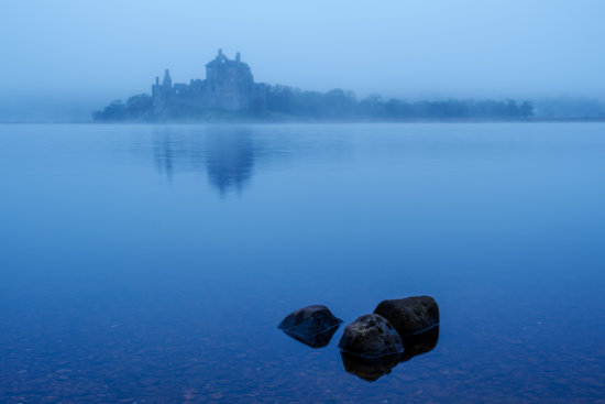 Travel Photography example from Kilchurn Castle, Loch Awe, Scotland
