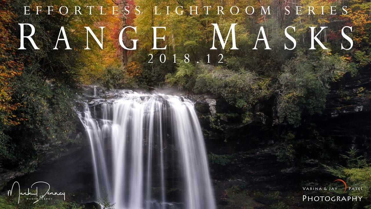 Range Masks in Lightroom Tutorial Cover