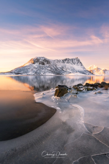 5 Indispensable Winter Photography Tips and Tricks Blog Post by Chrissy Donadi, Landscape Photographer