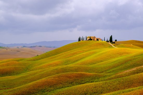 Nature Photo from Crete Senesi, Tuscany, Italy by Ugo Cei