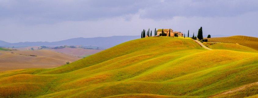 Crete Senesi, Tuscany, Italy