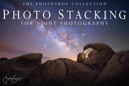 Photo Stacking for Night Photography