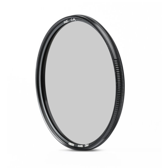 Circular Polarizer, Photography Filter